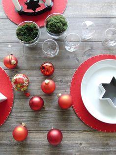 Boże Narodzenie stół