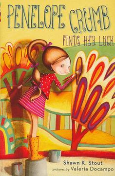Penelope Crumb Finds her Luck by Shawn K. Penelope hopes that becoming lead artist on the class mural will help make her more popular. New Children's Books, Used Books, Judy Moody, Patsy Cline, Penelope, Girls Series, Chapter Books, Book Reader, Tween