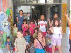 ΑΕΤΟΣ Grevena Γρεβενά : «Ο βάτραχος είναι βάτραχος» από την Δημόσια Κεντρική Βιβλιοθήκη Γρεβενών..