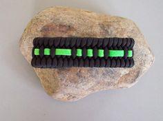 Morse code paracord bracelet