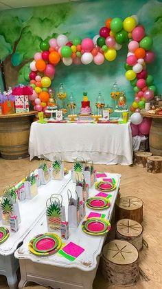 two tti fruity birthday party event ideas pinterest birthdays