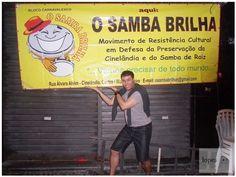 REVISTA SAMBA CONEXÃO NEWS - Curta nossa página:https://www.facebook.com/conexaosambar/… SITE: http://revistasambaconexao.clikrcs.com.br/ CLICA NO LINK PARA VER A MATÉRIA: http://revistasambaconexao.clikrcs.com.br/fraq./gruporcs/2016/10/o-samba-brilha-na-cinelandia/  A maior Roda de Samba em Movimento a Resistência Cultural da Cidade do Rio de Janeiro. — em  O Samba Brilha.