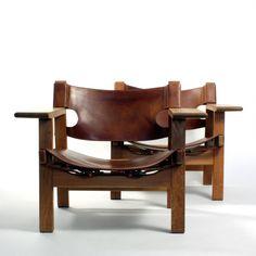 Modern Furniture Spanish Chair