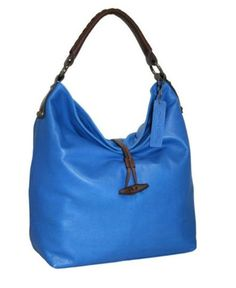 Another Great Find On Zulily Nino Bossi Handbags Blue Fresno Leather Hobo By