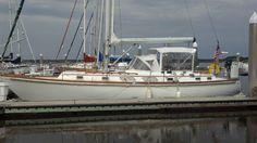 1983 Bristol 41.1 Center Cockpit Sloop Sail Boat For Sale - www.yachtworld.com