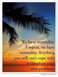 Douglas Adams quote!