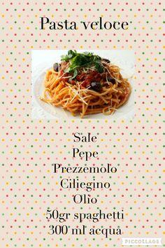 Fast pasta 🍝