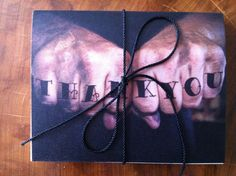 40 Best Tattoo Thank You Cards Images Appreciation Cards Thank