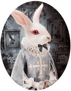 White Rabbit, by ~Autonoe