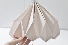 Lampada Origami Istruzioni : Fantastiche immagini in luci origami su origami