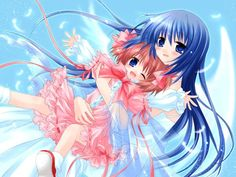 Afbeeldingsresultaat voor 'sisters anime