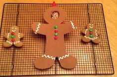 gingerbread elf on the shelf Christmas Holidays, Christmas Crafts, Holiday Fun, Happy Holidays, Christmas Ideas, Elf Names, Naughty Elf, Santa's Little Helper, Buddy The Elf
