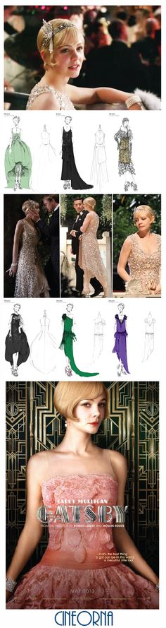 The Great Gatsby - Costume Design by Catherine Martin