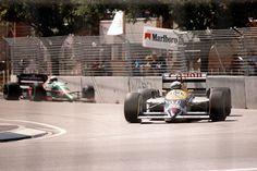 Riccardo Patrese GP Australia Adelaide