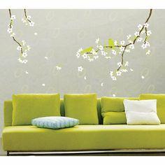 mueble en verde