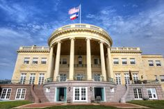The Wall Street Journal's story on replica homes features The Governor Ross Sterling Mansion in Texas, a nearly 21,000-square-foot home modeled after the White House that sold through industry leader Concierge Auctions.