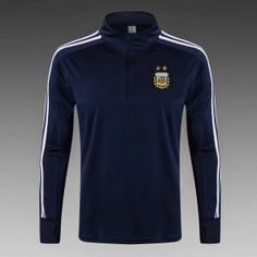 Argentina 2018 World Cup Top Navy Training Jersey Navy Football, Football Shirts, Argentina World Cup 2018, Navy Training, World Cup Jerseys, Cheap Online Shopping, Soccer Jerseys, Fifa World Cup, Jersey Shirt
