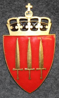 Norwegian army badge: Forsvarets overkommando