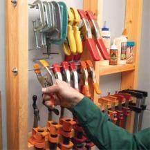 Garage organisation   Handyman Magazine