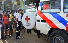 ersonal de salud del Sistema Nacional de Atención a Emergencias y Seguridad 911 asistió a ocho personas heridas
