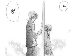 I like you.