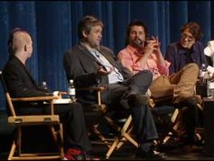 ▶ Battlestar Galactica/Caprica - The Role Of Angels (Paley Center, 2009) - YouTube