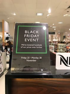 Simple, clear and to the point message from John Lewis