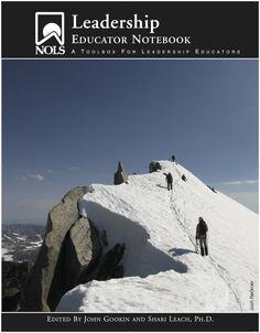 Leadership Educator Notebook
