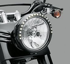 Electra Glo Light Ring  #harley #valentine