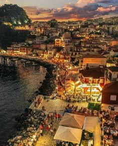 Come and go by the sea ~ Parga, Greece Photo by Places Around The World, The Places Youll Go, Places To See, Around The Worlds, Greece Vacation, Greece Travel, Vacation Spots, Wonderful Places, Great Places