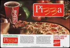 In the late 1980s, McDonald's wanted to come up with a dinner menu to appeal to those who wanted to eat three meals a day there. So they came up with a line of Italian meals. In addition to foods such as lasagna and spaghetti, they created the McPizza, outfitting many of their restaurants with expensive pizza ovens.
