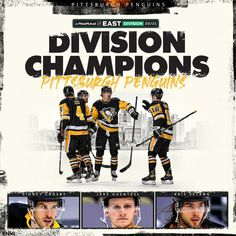 We Are The Champions, Hockey Puck, Pittsburgh Penguins, Nhl, Comic Books, Sports, Kids, Division, Touch