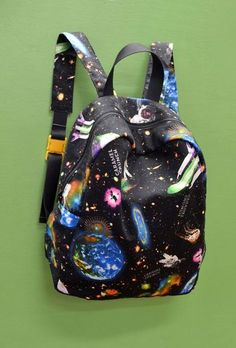 Backpack tutorial and free pattern : Kokka
