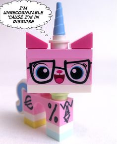 #LEGO #BiznisKitty #UniKitty #TheLEGOmovie #LEGOmovie Photo by @Brickset & speech bubble by me @LEGO