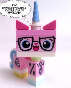 #LEGO #BiznisKitty #UniKitty #TheLEGOmovie #LEGOmovie Photo by @Brickset & speech bubble by me @LEGO