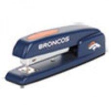 Desk Supplies> Staplers: 747 NFL Full Strip Stapler, 25-Sheet Capacity, Broncos