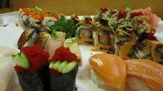 sushi Kinds Of Sushi, Japanese, Ethnic Recipes, Food, Japanese Language, Essen, Meals, Yemek, Eten