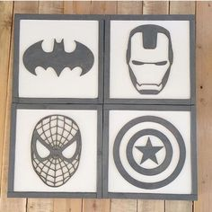 Creating an Army Bedroom Superhero Signs, Superhero Wall Art, Superhero Boys Room, Boys Bedroom Decor, Nursery Decor, Bedroom Furniture, Kitchen Furniture, Army Decor, Grey Stain