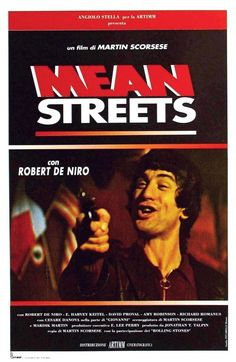 Mean Streets by Scorsese - he obviously got better over the years.