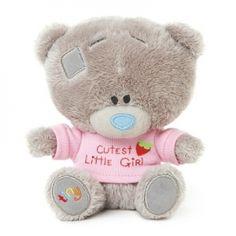 "Me To You Tiny Tatty Teddy - 6"" Cutest Little Girl Plush Bear  http://www.tatty-teddy.co.uk/"