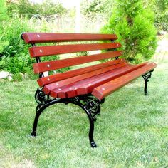Baštenske garniture Aluminijum – parkovske klupe  Aluminium garden furniture - park benches