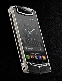 Vertu. This phone will set you back $10,000.00