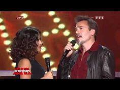 SALMA HAYEK CANTANDO Y BAILANDO EN TV FRANCESA