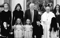 They're creepy and they're spooky and altogether ooky.