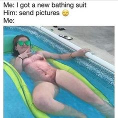50 Of Today's Freshest Pics And Memes Lol, Haha Funny, Funny Cute, Funny Texts, Funny Jokes, Funny Stuff, Funny Humour, Random Stuff, Bathing Suits