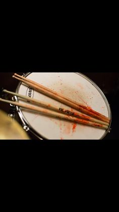 "Agree to disagree with the whole ""drumming makes you profusely bleed"" trope... http://wp.me/s4Koxy-whiplash  #WhiplashMovie"