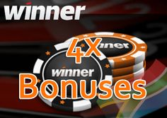 4 x #Bonuses at #WinnerCasino  Want to claim four times the #bigbucksbonuses at Winner Casino? Find out how to claim these with unique bonuses right here!  http://www.onlinecasinosonline.co.za/blog/4-x-bonuses-at-winner-casino.html