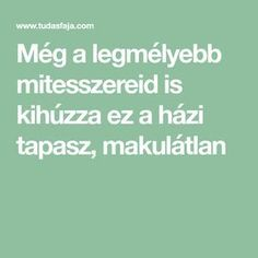 Még a legmélyebb mitesszereid is kihúzza ez a házi tapasz, makulátlan Kitchen Witch, Helpful Hints, Hair Beauty, Health, Life, Natural Beauty, Women's Fashion, Amazon, Therapy