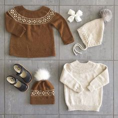 Baby Knitting, Photo And Video, Sweaters, Instagram, Tejidos, Projects, Threading, Tricot Baby, Pullover