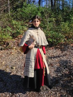 My LARP character costume for Quill, a wind-up doll turned priest of Cottington Woods, a dark fairy tale themed LARP. A porcelain paladin-in-training.